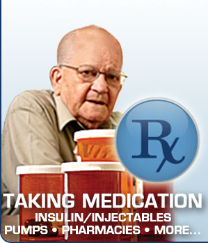 Diabetes Local | Taking Medication
