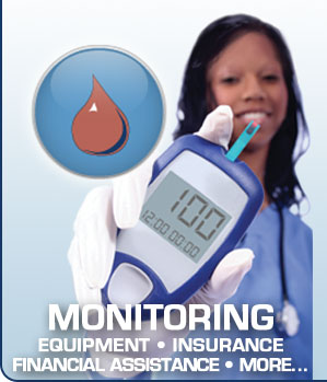 Diabetes Local | Monitoring